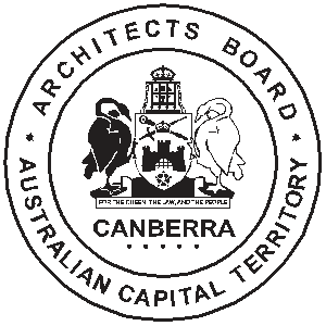 ACT Architects Registration Board - Archizen Architects Reg No. 2407