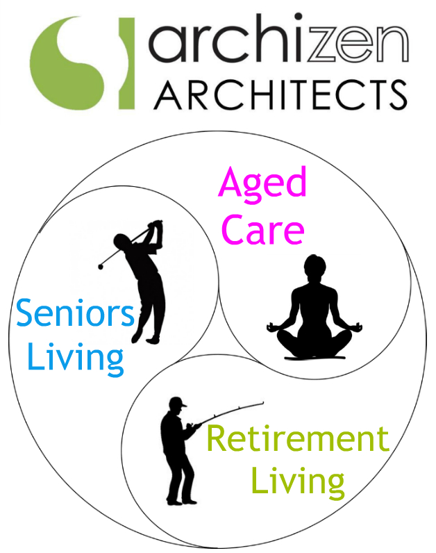 Archizen Architects Seniors Living Aged Care Retirement Living Architectural Design Hurstville Liverpool Chatswood Parramatta Wollondilly Campbelltown Canterbury Bankstown  Sutherland Shire Rockdale Kogarah Randwick