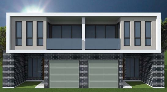 Sydney Aged Care Architects Designing Townhouses Dual