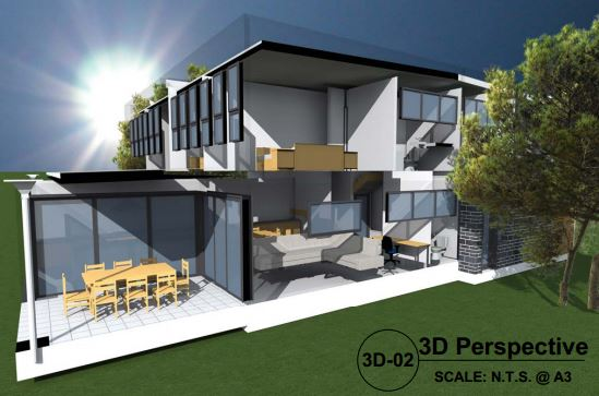 Duplex Design Dual Occupancy Townhouses Archizen Architects Hurstville Sutherland Shire Canterbury Bankstown Liverpool