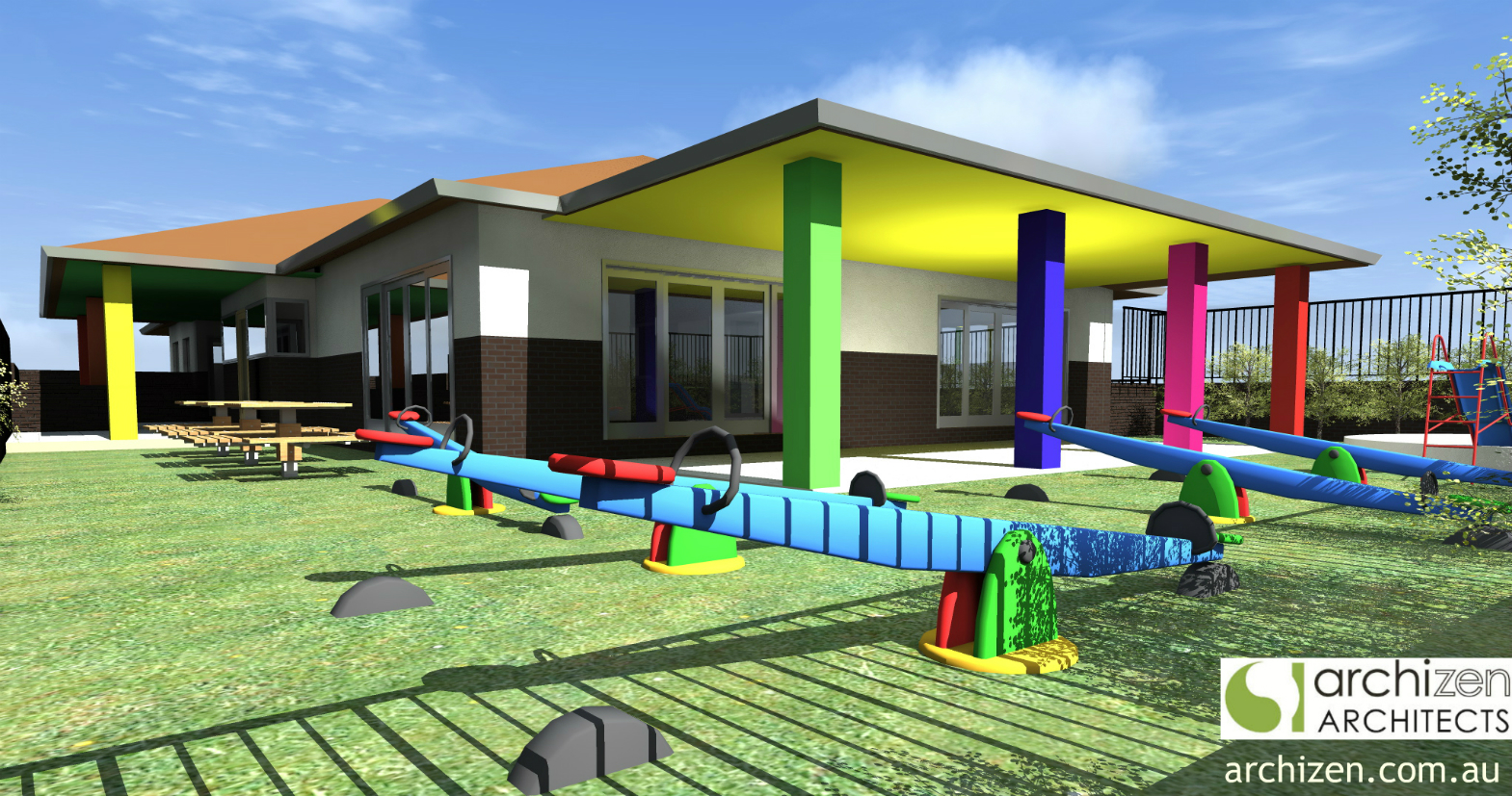 Archizen Architects Architect Designed Childcare Centres Long Day Care Centre Architects