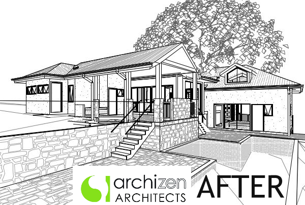 Oatley Modern Contemporary Renovation New Home Sydney Architects Archizen Design Taren Point Sutherland Shire Council Georges River