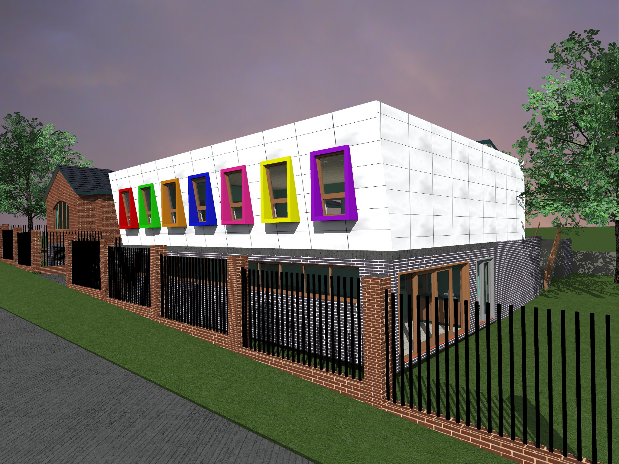Sydney Child Care Centre Architects Archizen Design St George Sutherland Shire Eastern Suburbs